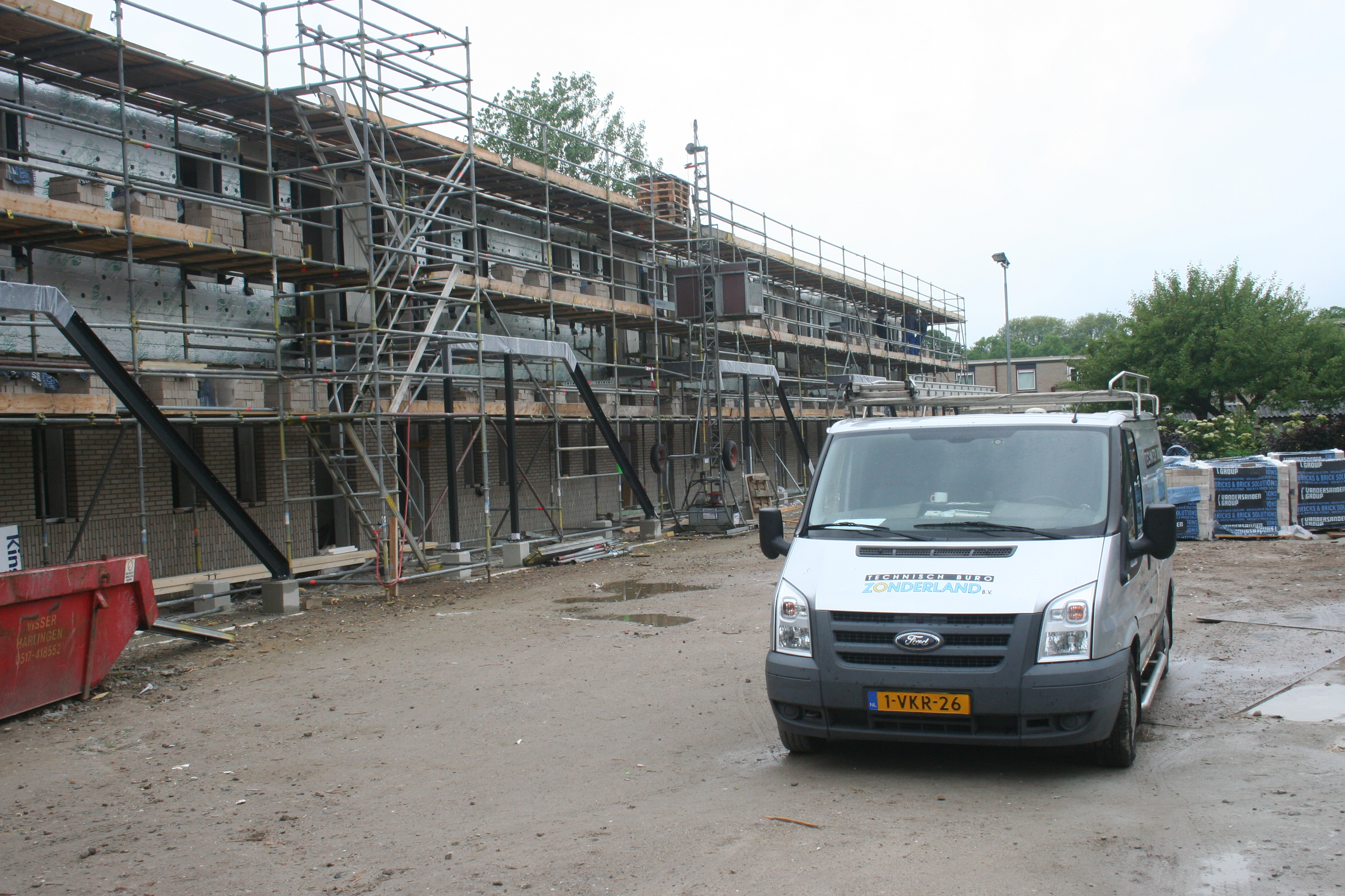 22 Appartementen In Franeker